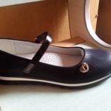 Туфли девочка школа 34 размер