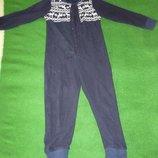 пижама,слип,,поддева на 8-9 лет