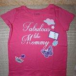 Новые футболки девочке от 3 до 16 лет от Children's Place