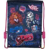 Сумка рюкзак для обуви Kite Monster High Монстер Хай Кайт сумка для взуття канцтовары канцтовари кан