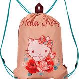 Сумка рюкзак для обуви Kite Hello Kitty Кайт Хелоу Китти сумка для взуття канцтовары канцтовари канц