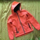 куртка soft shell, р158-164см