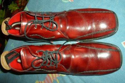 ботинки демисезонные кожаные 43 размер