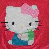 Футболка девочке 2-4 лет, рост 98-104 см, Hello Kitty, H&M НМ