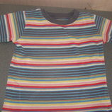 Фирменная футболка Mothercare 2-3 года