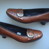 Туфли Ara Германия кожа 39 размер