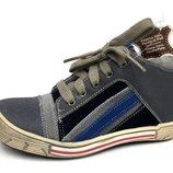 Детские кожаные ботинки, кеды andre Франция