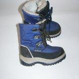 14 см зимние детские сапоги дутики сноубутсы Ski Boot