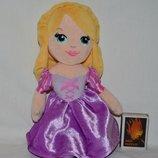 Средняя малышка Мягко набивная кукла Рапунцель Дисней принцессы Disney