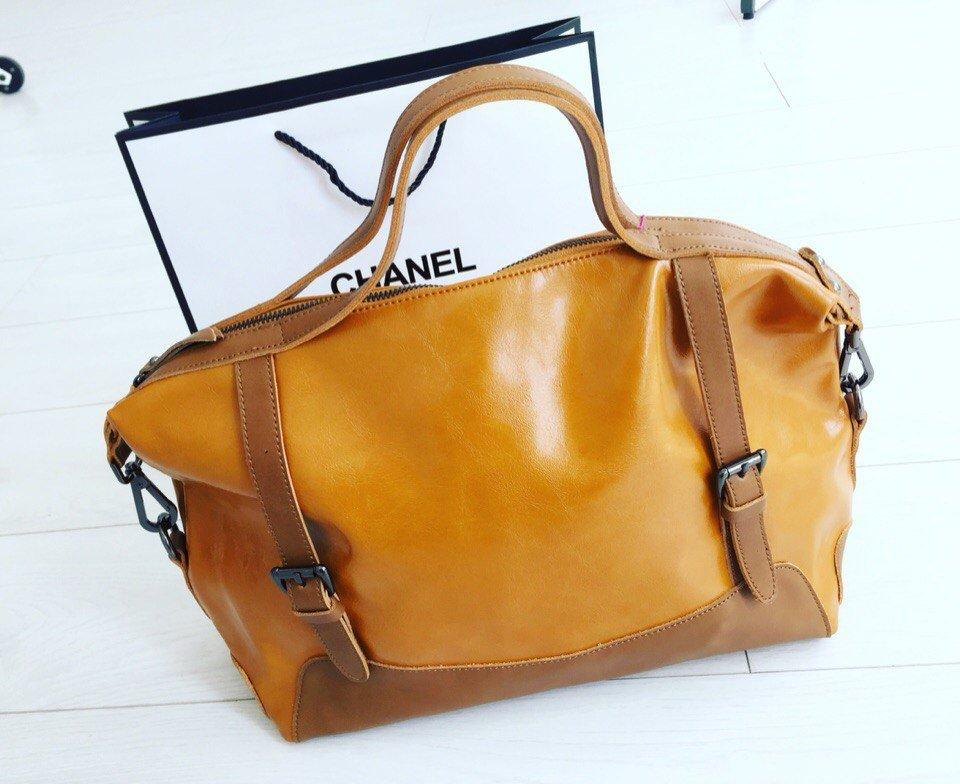 Большие кожаные женские сумки Большие кожаные сумки