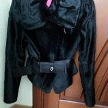 куртка Voyage Passion Италия Хс-С, мех пони