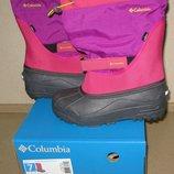 38р. 39 Нові чоботи сноубутси Columbia Powderbug Plus 2 Waterproof. Оригінал