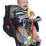 Ремешок, шнурок, держатель на коляску для грызунков