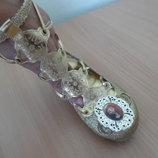 карнавал костюм обувь 17,5 принцесса софия merida brave Disney Дисней принцесса утренник хеллоуин