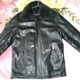 Мужская кожанная куртка. Шэнадя