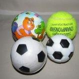Мяч,мячик теннисный.
