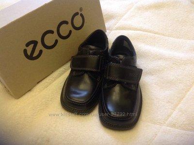 bac6aff24 Распродажа школьные Туфли ECCO JUNIOR ARLANDA кожа, новые: 550 грн -  детская демисезонная обувь ecco в Киеве, объявление №10751164 Клубок (ранее  Клумба)