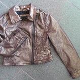 Куртка джинсовая на девочку р.134