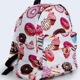 Модный 3D рюкзак Кексы и пирожные