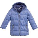 18м Пальто куртка иск.пух IDO by Miniconf Италия р86 капюшон оригинал