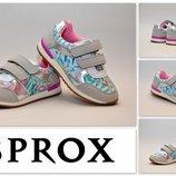 Крутые кроссовки SPROX для девочек. Супер Модель. Размер 25, 26, 27, 28, 29, 30.