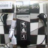 Наушники bluetooth sports.HD BT 5