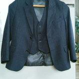 Пиджак и жилет на 1-3 класс