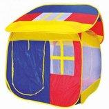 Детская игровая палатка Домик . Отличная цена