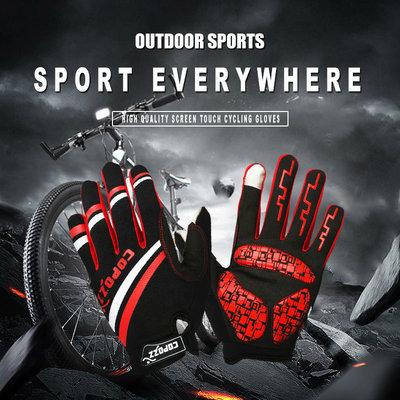 Крутые фирменные спорт перчатки с пальцами XL
