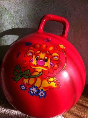Гимнастический мяч для грудных детей фитбол