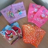 нарукавники розовые Peppa Pig Пеппа Пиг для девочки энгри бердс принцессы
