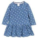 Трикотажное платье 4-24 мес. H&M
