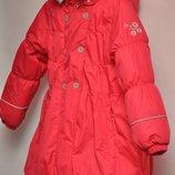 Пальто пуховик SELA для девочки. Возраст 5 и 6 лет. Новые в наличии. Качество.