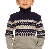 Отличный свитер Геометрия