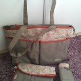 сумка на коляску и для мамы Graco
