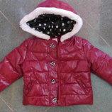 Куртка на девочку 12-24мес