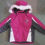 Куртка на девочку 98-104