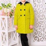 Модная демисезонная куртка Луиза весна-осень