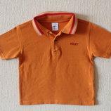 Фирменная футболка-поло Next для стильного малыша