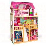 Кукольний домик для барби