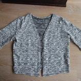 Кофта рр S женский кардиган пиджак свитер модный новый узор Atmosphere Атмосфера