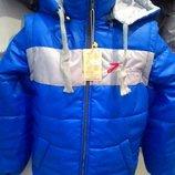 Куртка-Жилетка для мальчика Размеры 104,110,116,122,128,134,140,146