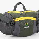 Спортивная мини сумка, дорожная сумка для документов Bobo