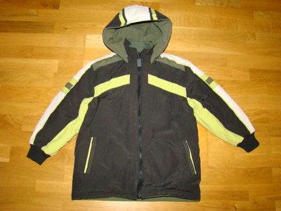 Двусторонняя демисезонная куртка Mayoral на 8 лет рост 128 см
