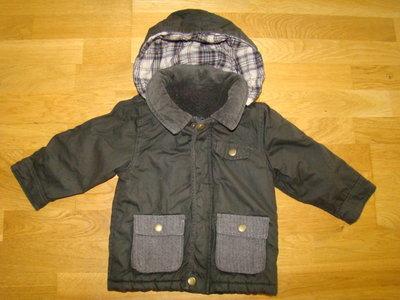 Стильная демисезонная куртка Matalan на 12-18 мес