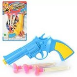 Пистолет на присосках с мишенью на планшете игрушка