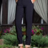 Стильные женские брюки 657
