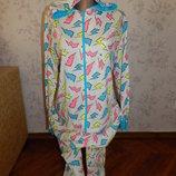 слип пижама человечек трикотажный с капюшоном рМ