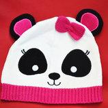 Модная шапочка Панда