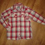 Рубашки на мальчика на 6-7 лет